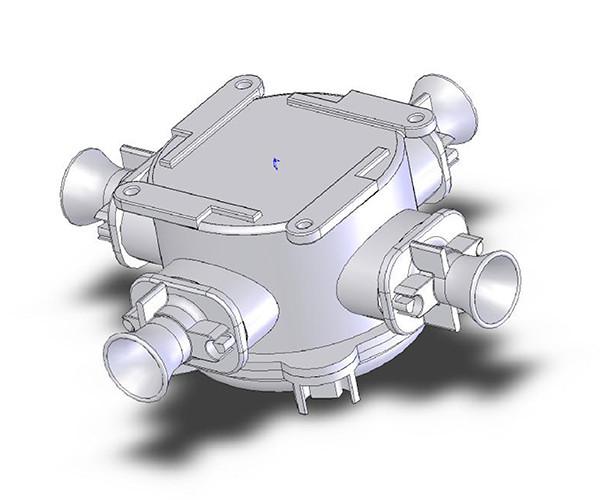 Design výrobků - elektrokrabice
