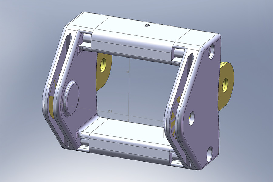Design výrobků - ukladač